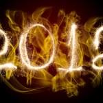 Date New Year 2012 — Stock Photo #8220826