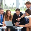 Business team — Stock Photo #12865342