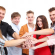 team di business di successo — Foto Stock