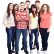 Group of friends — Stock Photo #41918695