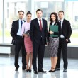 Professional business team — Stock Photo #45960969