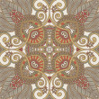 Royalty-Free Stock Vektorgrafik: Traditional ornamental floral paisley bandanna