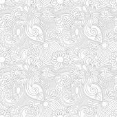 бесшовные обои, векторный фон — Cтоковый вектор