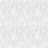 Seamless wallpaper, vector background — Stock Vector