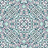 Originele retro paisley naadloze patroon — Stockvector