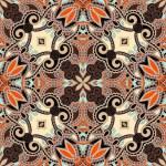 Traditional ornamental floral paisley bandanna — Stock Vector #13556969
