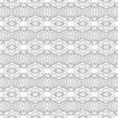абстрактный бесшовный фон белый геометрии — Cтоковый вектор