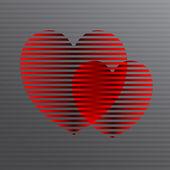 Valentine — Stock vektor