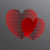 Valentine — Vecteur