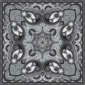 Ornamental floral paisley pattern — Stock Vector