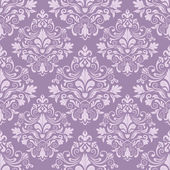 Seamless damask pattern — 图库矢量图片