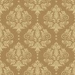 Royalty-Free Stock Vectorielle: Seamless damask pattern