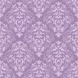 Vector damask pattern element - Imagens vectoriais em stock