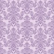 Royalty-Free Stock Imagen vectorial: Floral damask seamless pattern background