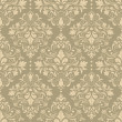 Vintage seamless pattern with Victorian motif - ベクター素材ストック