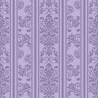 Seamless background of purple — Stock Vector