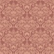 Vector damask seamless pattern element — Stock Vector #32590347