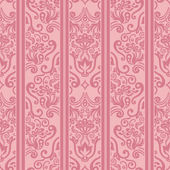 Seamless luxurious wallpaper — Vector de stock