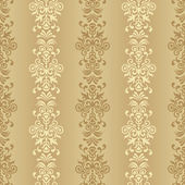 Seamless background of beige — Stock Vector