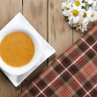 Stock Photo: Bowl of soup