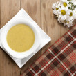A bowl of soup — Stock Photo #17070063