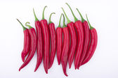 Cayenne papper — Stock Photo