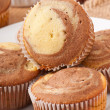 Marble muffins — Stock Photo #22828494
