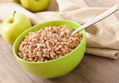 Buckwheat porridge — Stock Photo