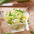 Cabbage salad — Stock Photo
