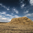 Haystack — Stock Photo #12235380