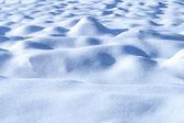 Snow landscape — Stockfoto