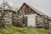 Casa rurale — Foto Stock