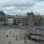 Amsterdam Dam Square — Stock Photo #12009185