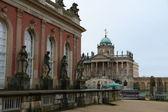 New Palace of Potsdam — Stock Photo