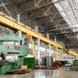 Stock Photo: Machine shop of metallurgical works