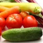 Set of fresh vegetables — Stock Photo #20804555
