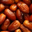 Stock Photo: Background of fresh dates