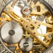 Stock Photo: Clockwork inside