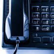Telephone receiver — Stockfoto #33709785