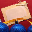 Christmas decoration — Stock Photo #35899429