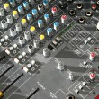 Audio mixer — Stock Photo #35899747