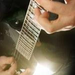 Electric guitar — Stock Photo #36977399