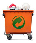 Garbage bin — Stock Photo