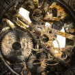 Clockwork inside — Stock Photo #37488351