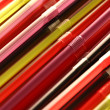 Colorful cocktail straws — Stock Photo #50927043