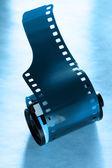 Film for color prints — Foto Stock