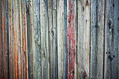 Wooden fence. — Stock Photo