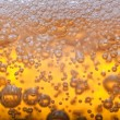 Stock Photo: Beer bubbles.