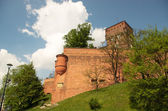 Wawel Castle in Krakow. — Stock Photo