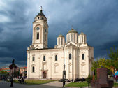 Church, religious building — Foto de Stock
